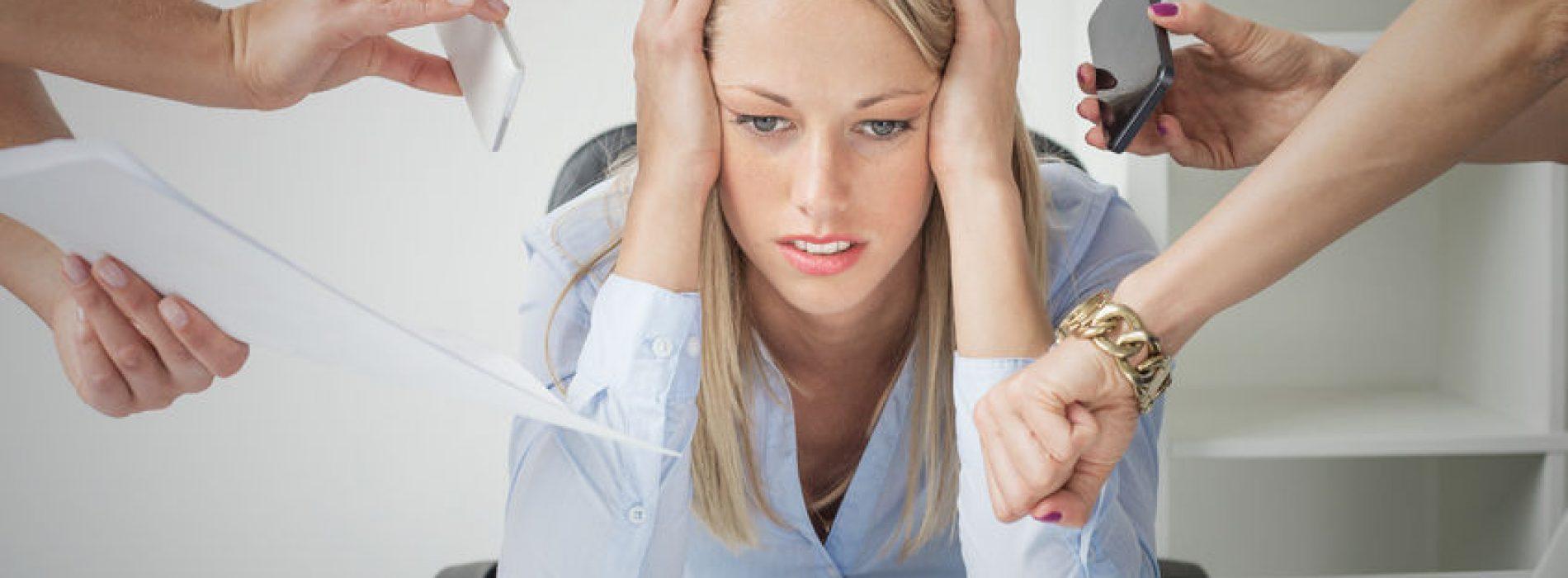 Typy i objawy nerwicy