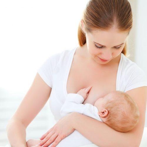 Tylko mleko matki zapewnia optymalne odżywienie niemowlęcia