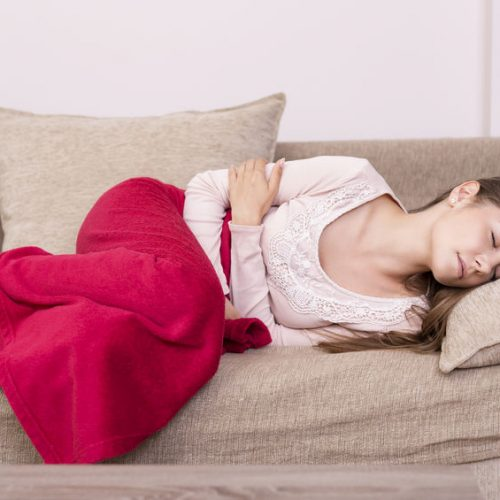 Problemy z menstruacją