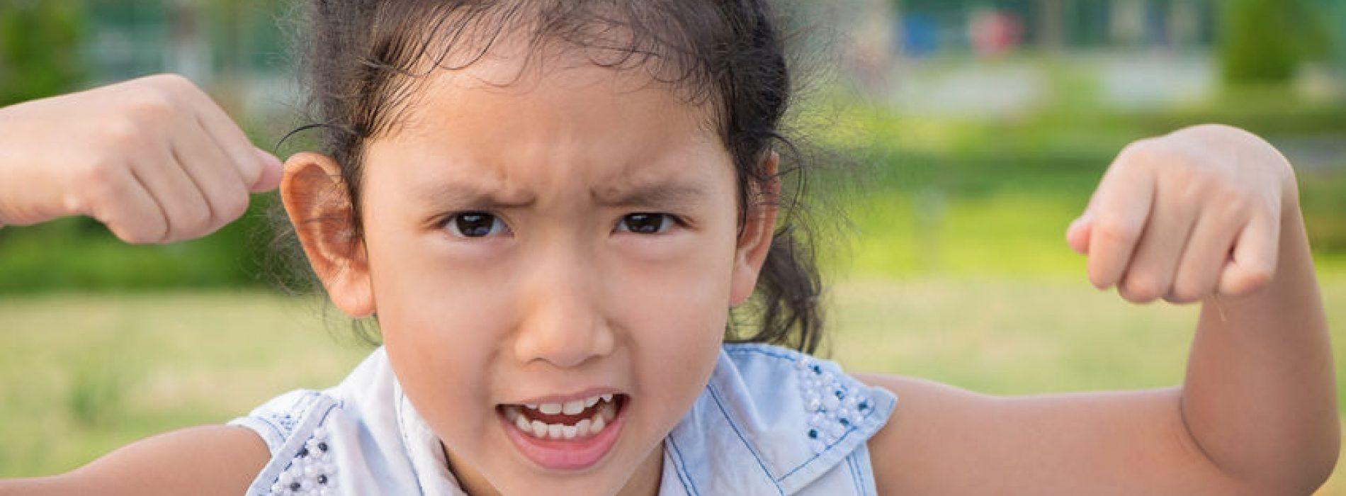 Brzydkie słowa u dzieci. Jak sobie radzić?