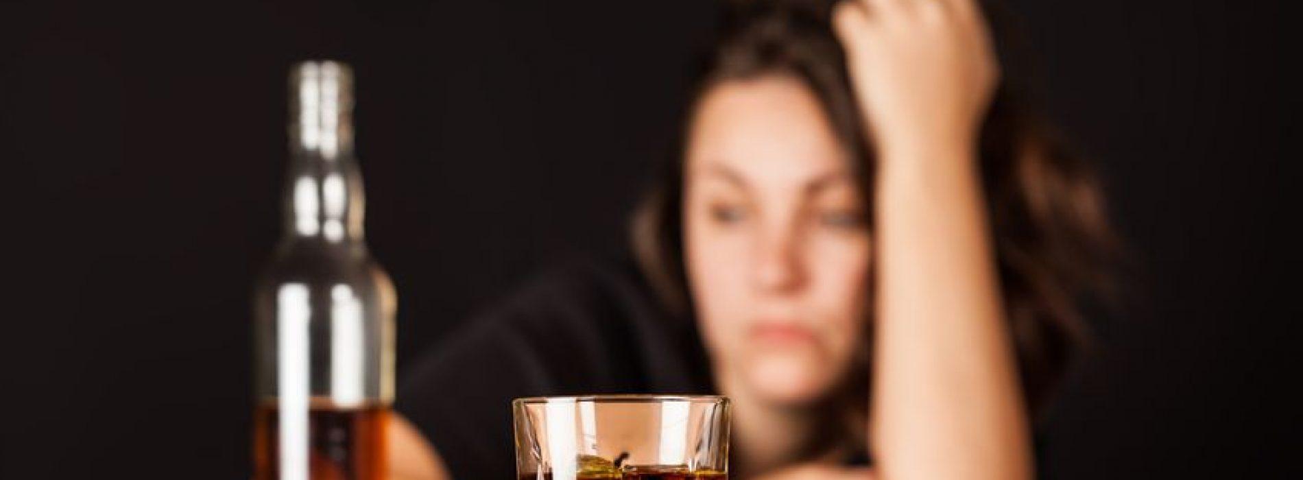 Alkohol a depresja
