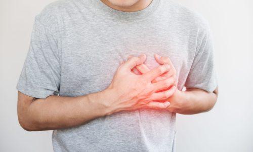 Bóle w klatce piersiowej, a nerwica. W których schorzeniach występuje?