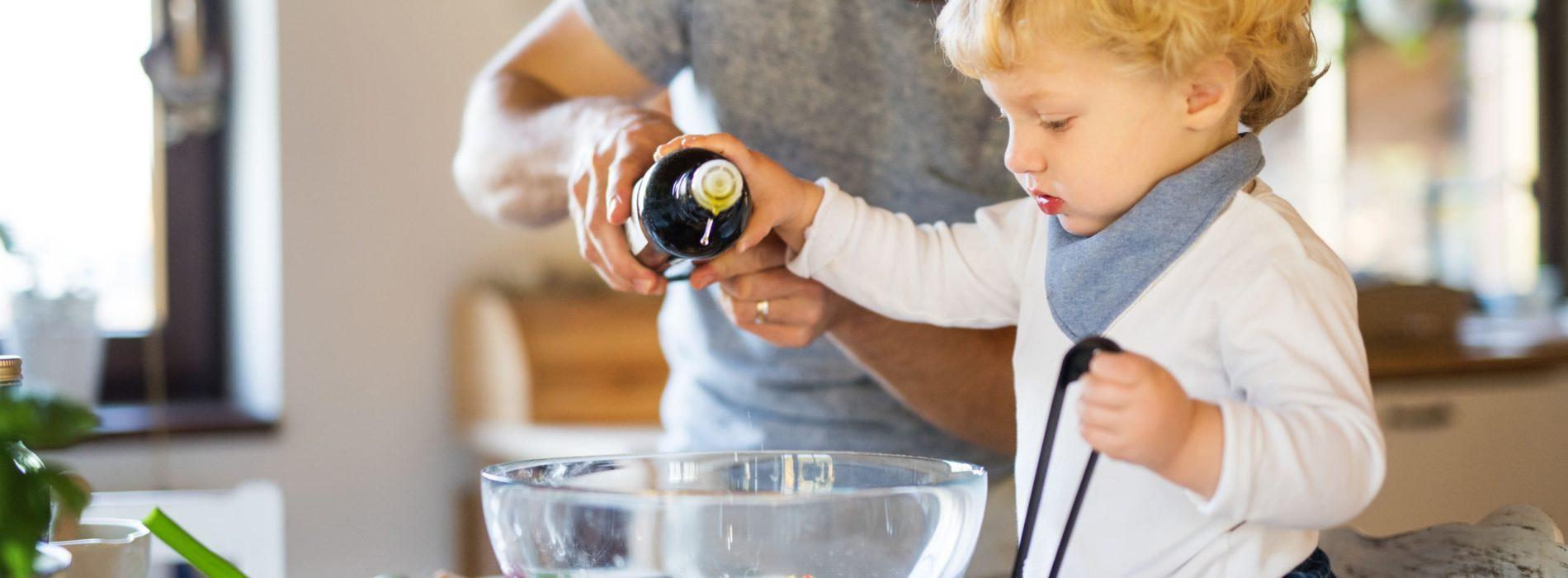 Olej z czarnuszki na odporność dla dzieci, jaki ma wpływ?