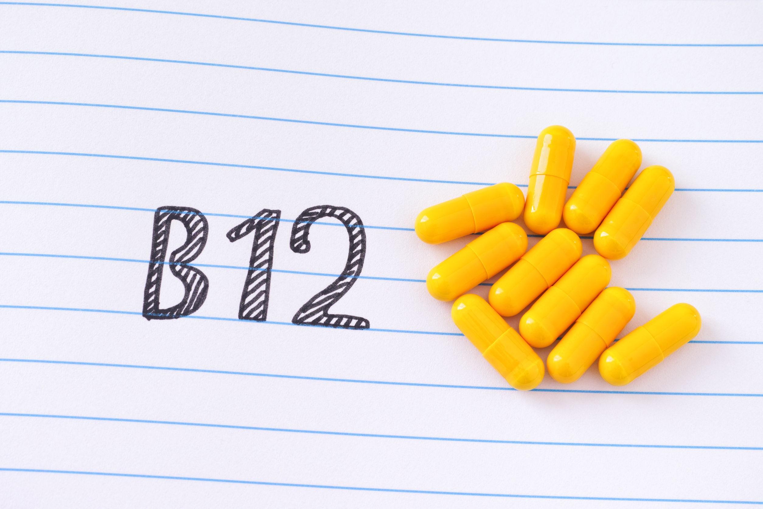 Witamina B12 tabletki