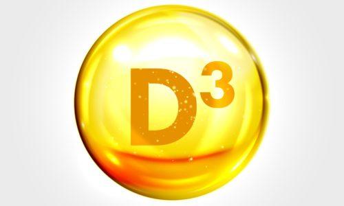Witamina D3 – Występowanie, dawkowanie i właściwości