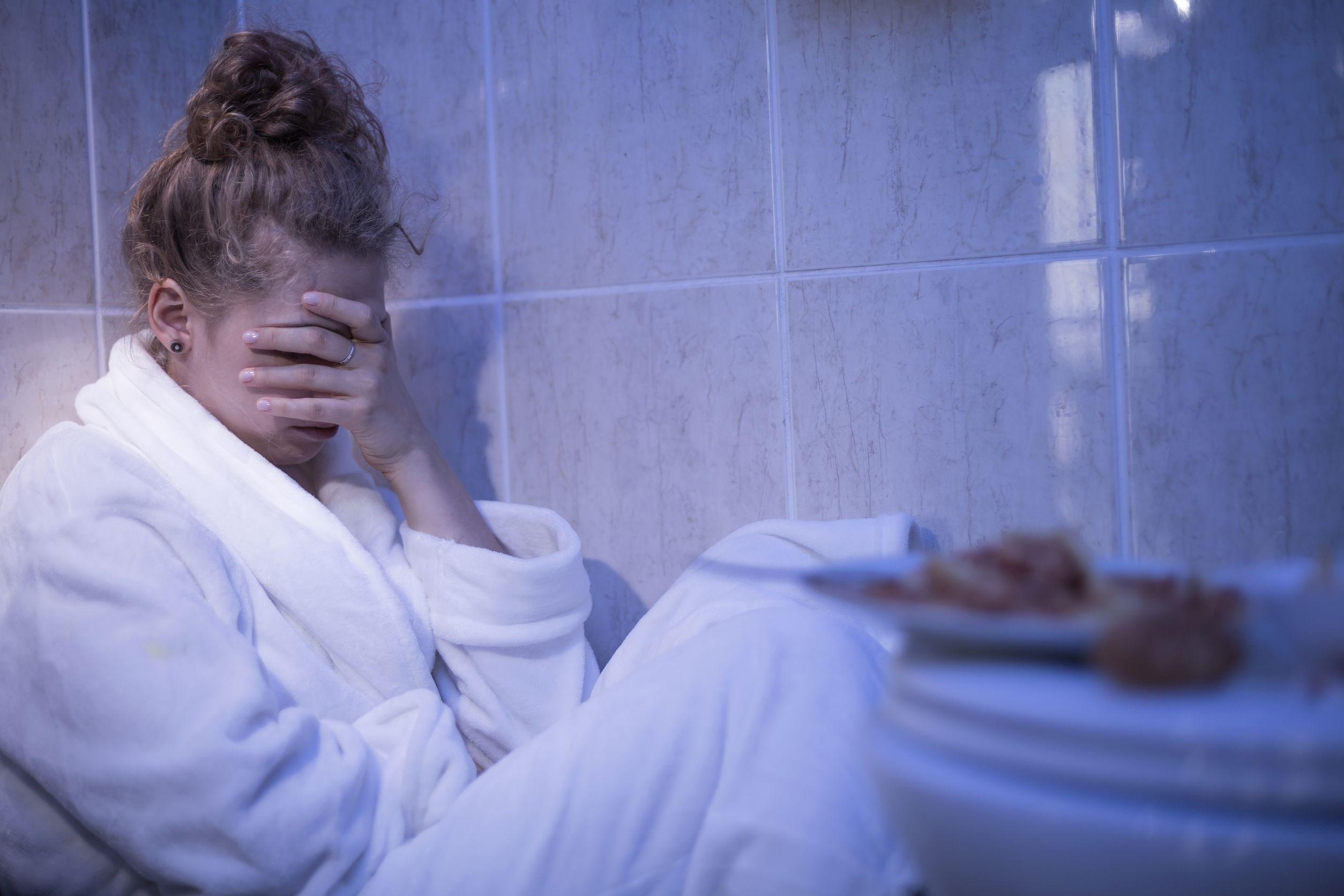 bulimia objawy