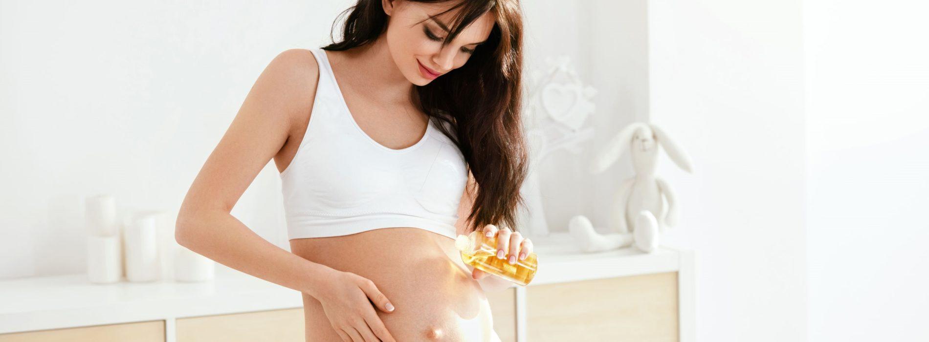 Olej kokosowy w ciąży – pozbądź się rozstępów i cellulitu